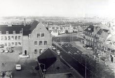 bleeklaan naar  willem sprengerstraat 1970