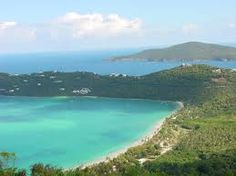 Megens Bay St. Thomas  One of my favorite places on Earth