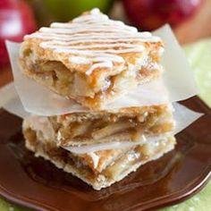 Addictive Apple Pie Bars