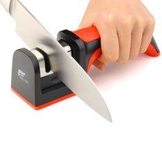 Faca de cozinha Sharpener pedra de afiar faca casa afiador de facas de cozinha ferramentas em Afiadores de Casa & jardim no AliExpress.com | Alibaba Group