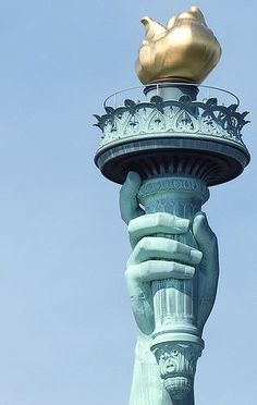 PATRICKKALITA SCULPTURE SCULPTOR STATUEDELALIBERTÉ STATUEOFLIBERTY NEWYORK NEWYORKCITY AMERICA USA