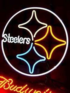 NFL PITTSBURGH STEELERS BUDWEISER BEER BAR CLUB NEON LIGHT SIGN ~ Voltage: 100-240v UL Transformers from NeonPro - Workable in all countries - US, UK, Canada, Japan, Australia, European Countries, & Others. ~ Payment: Paypal / Credit Cards / Western Union. ~ Delivery Time: 9-15 days to USA/Canada/Japan/Australia/Asian Countries; 12-18 days to European Countries/South American Countries; via a USPS/Hongkongpost/Canadapost tracking number, directly shipped from manufacturers in China. All…