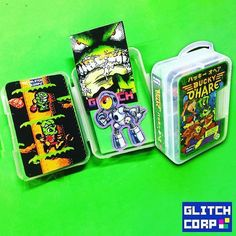 Repost @glitch_corp  AVAILABLE NOW! $12.00!!! GLITCH CORP 002. Toad Stomper Enamel Pin Set. #nintendo #videogames #buckyohare #gaming #gamer #retrogamer #retrogames#sega #nes #videogame #snes #n64#playstation #gameboy #arcade #8bit#retrogame #nintendo64 #retrocollector  #bbllowwnnup #pincommunity #gamerpin #90s#videogaming #gogp #glitchcorp #pincollector #pingame #pincommunity#classicgaming    (Posted by https://bbllowwnn.com/) Tap the photo for purchase info.  Follow @bbllowwnn on Instagram…