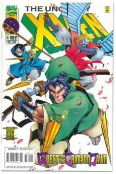 Uncanny X-Men #330