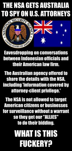 f01e9762e3 NSA spied on U.S. lawyers sometimes getting other countries to help