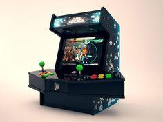 Retro Raspberry Pi Bartop Arcade