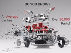 How Many Parts Go Into A Car Check This Out Partzroot Automotive Er Dealer Oem Quality Aftermarket Autoparts Qualityparts Whole