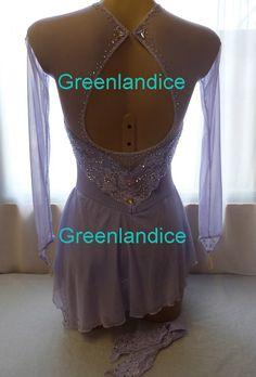 Lilac Lexie design Back View