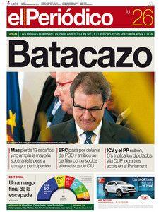 Portada Post elecciones (26/11/12)