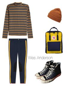 Wes Anderson by nicolasgomez-1 on Polyvore featuring STELLA McCARTNEY, Gucci, Converse, Thread, men's fashion and menswear