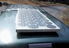 Add solar power  to your truck camper