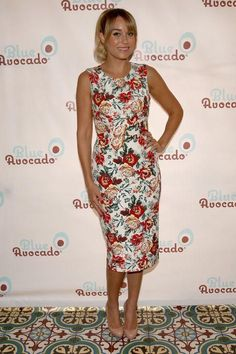 We love Lauren Conrad in florals - see some of her other best outfits here.