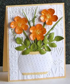 Tamar's Birthday Bouquet by Broom - Cards and Paper Crafts at Splitcoaststampers