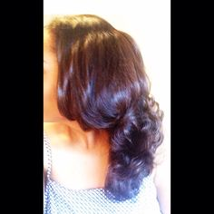 Dominican Blowout On Natural Hair Tutorials