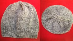 Knitted Slippers, Knitted Hats, Crochet Hats, Diy And Crafts, Applique, Winter Hats, Fitness Inspiration, Make It Yourself, Knitting