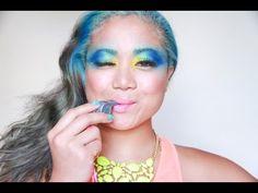 Carnival Makeup Tutorial  youtube.com/milavictoria xo