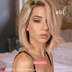 Getting that stunning Khloe look with an extra Krystal glam! By: Getting that stunning Khloe look with an extra Krystal glam! Glam Makeup, Beauty Makeup, Hair Makeup, Hair Beauty, Summer Makeup Looks, Makeup Eye Looks, Style Khloe Kardashian, Krystal Clear Makeup, Wedding Guest Makeup