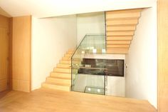 Faltwerkstiege #faltwerk #stiege #treppe #glas #holz #innendesign #interior Stairs, Home Decor, Stairways, Building Homes, Corning Glass, Timber Wood, Stairway, Decoration Home, Room Decor