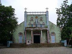 https://flic.kr/p/yVschW | Marakei esglesia | Church in Marakei, Kiribati Islands