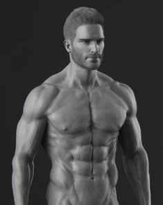 ArtStation - Anatomical Study and WIP, Chao Dong