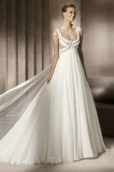 Shoulder Strapless Glorious Empire Wedding Dresses 2012,Fashion Wedding Dresses - Buy Cheap Wedding Dresses Online! Get Discount & Quality Items With Low Prices Sale : Tesbuy.com - Prom Dresses 2012_Plus Size Prom Dress_Plus Size Wedding Dress-TesBuy.com
