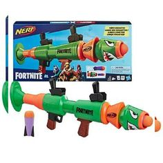 Includes 2 official Nerf rockets that are tested and approved for performance and quality. NERF Fortnite Rl Blaster Fires Foam Rockets Dart Gun for Youth Teen Adults Includes 2 Official Rockets. No Local Pickup for this Fortnite Blaster. Epic Games, Fun Games, Nerf Darts, Nerf Toys, Tactical Shotgun, Cleaning Toys, Adult Fun, Lego Friends, Gifts For Kids