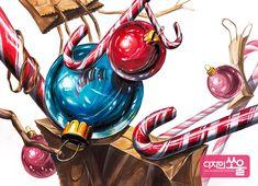 건국대 기초디자인 홍대미술학원 디자인쏘울 Object Drawing, Knife Painting, Fine Art, Drawings, Artwork, Christmas, Anime, Color, Design