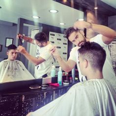 Just Men coiffure ( Greece - Veria )