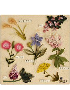 botanical quilling
