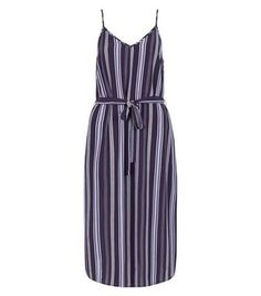Get that holiday feeling whether your flying abroad or staycationing, with New Look's collection of holiday clothing. From holiday playsuits to holiday tops and shoes, pack the perfect suitcase, with free delivery available. Little Dresses, Day Dresses, Evening Dresses, Summer Dresses, Holiday Outfits Women, Chic Dress, Stripe Print, Dress Collection, Blue Stripes