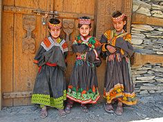 Kafir Kalash – a people of the lost civilization