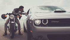 2016 Dodge Challenger - Iconic Muscle Car Exterior