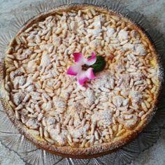 La mia torta della nonna #unclassico #cakes #bakestagram