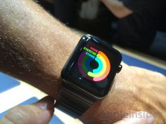 First look: Hands-on with the all-new Apple Watch