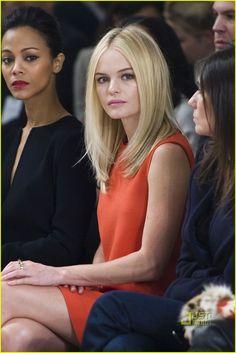 Kate Bosworth AND ZOE SALDANA
