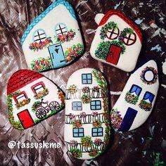 Bugün de Selin Hanım'ın sevimli evleriyle GÜNAYDIN diyelim ⛪️