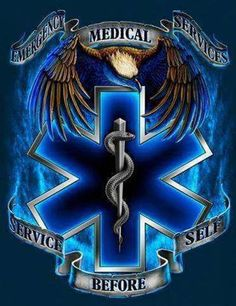 Emergency Medical Services...Service Before Self