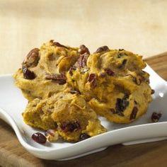 Pumpkin Honey Spice Cookies