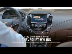 Stay connected no matter where you go in the all-new 2017 Chevy Cruze Hatch. Standard Chevrolet MyLink offers support for Apple CarPlay and Android Auto allo. 2017 Chevy Cruze, Chevrolet Cruze, Car Videos, Innovation, Connection, Technology, Youtube, Presents, Window