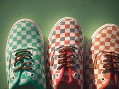 "Vans California Authentic ""Checker Pack"""