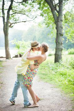 Masha + Paulo Summer Love Engagement | jennliang photography