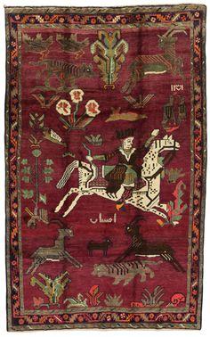 Bakhtiari - Qashqai 262x160 - CarpetU2