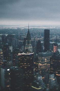 NYC // Empire State Building What a view. Oh The Places You'll Go, Places To Travel, New York City, Magic Places, City That Never Sleeps, Dream City, Concrete Jungle, To Infinity And Beyond, Best Cities