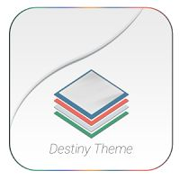 Destiny Layers Theme 5.0.2 APK Apps Personalisation