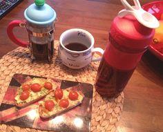 Auch Wonnie ist das erste Mal beim Vegan Wednesday mit dabei und startet mit diesem vielfältigen Frühstück!