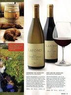 Lafond Winery: Santa Rita Hills vineyards