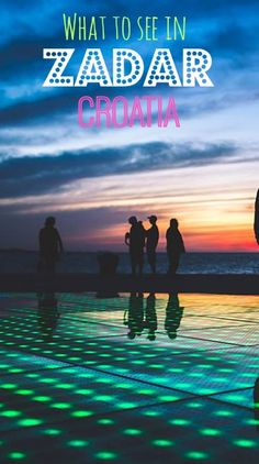 What to see in Zadar