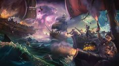 Rare reveals if the 8 things we want from Sea of Thieves will be there at launch Parrots and monkeys are in Sea of Thieves future.  Rare reveals if the 8 things we want from Sea of Thieves will be there at launch  Wishful pirating.  Source  The post Rare reveals if the 8 things we want from Sea of Thieves will be there at launch appeared first on ATAK PORTAL.