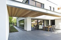 Carport Patio, Modern Pergola, Outdoor Living, Outdoor Decor, Midcentury Modern, Bungalow, Villa, New Homes, Architecture