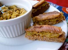 {The Recipe Redux} Sea What You've Been Missing – Canned Sardine Recipe: Simple Sardine Toasts  by MARTHA MCKINNON